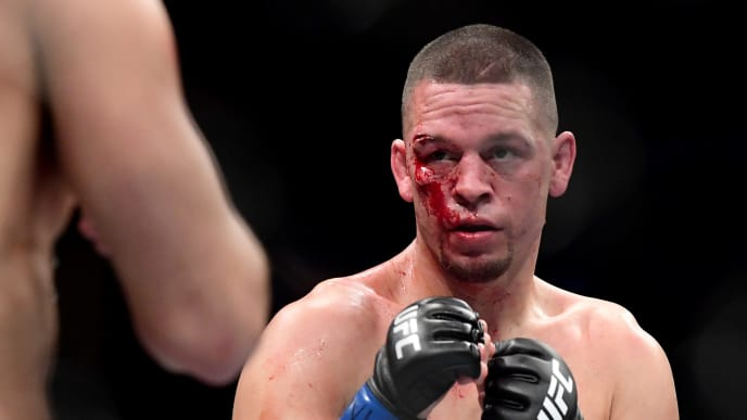 Nate Diaz news of an arrest in South Florida is reportedly false despite initial Miami Herald story
