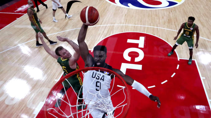 France vs Team USA Basketball Odds, Lines, Spread and Stream
