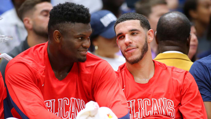 Projecting New Orleans Pelicans Starting Lineup And Depth