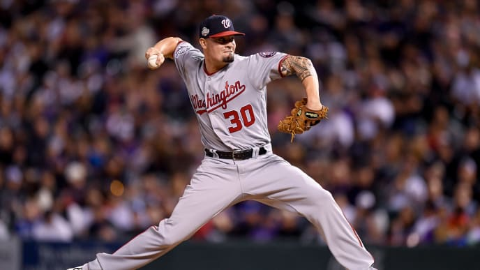Washington Nationals prospect Koda Glover was forced to announce his retirement due to injuries.