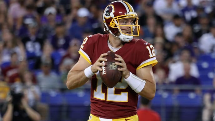 release date: 7ee3e e34bd Jay Gruden Admits Redskins QB Colt McCoy 'Can't Do Much' and ...