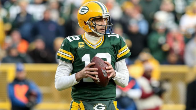 Bears Vs Packers Spread Odds Line Over Under Prop Bets