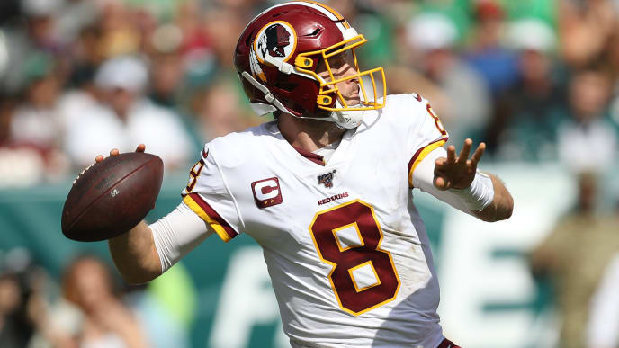 best sneakers b9f2b 9eb70 Cowboys vs Redskins Odds, Date, Time, Spread and Prop Bets ...