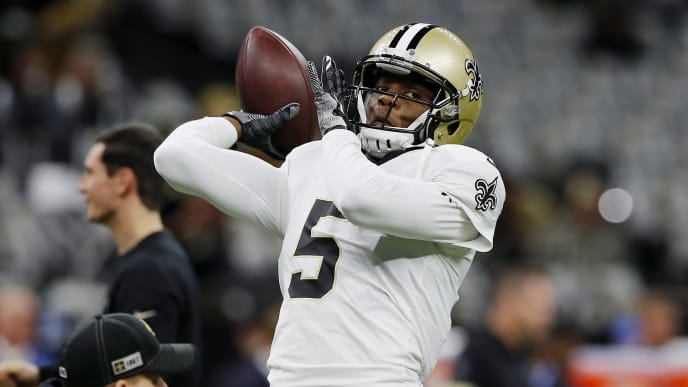 Could New Orleans Saints quarterback Teddy Bridgewater be a target for the Carolina Panthers?