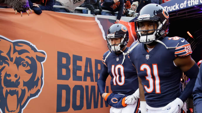 the best attitude 9d5e0 c864b Bears Reveal Sweet Throwback Uniforms for 2 Games in 2019