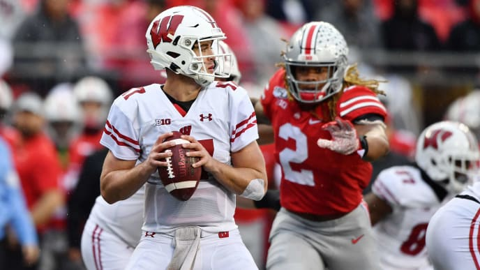 Ohio State Vs Wisconsin Spread Odds Line Over Under