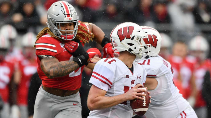 Wisconsin Vs Ohio State Predictions For 2019 Big Ten