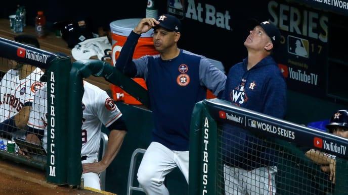 Los Astros de 2017 protagonizaron uno de los escándalos más grandes de la MLB