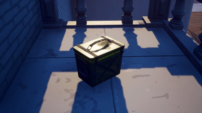 Where To Search Ammo Boxes At Landmarks In Fortnite