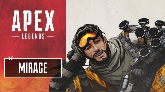 Mirage received an unlisted buff to his ultimate in Apex Legends Patch 1.2.