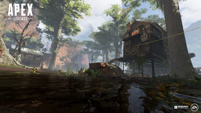Tier demotion protection in Apex Legends prevents players from de-ranking too far.