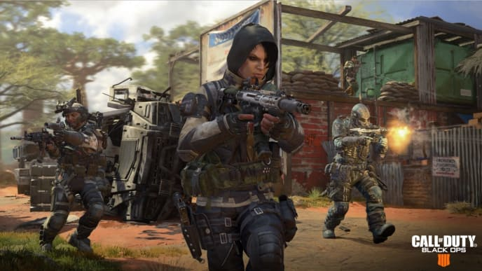 Call of Duty Black Ops 4 Update 1.18 went live Tuesday kicking off Call of Duty Days of Summer