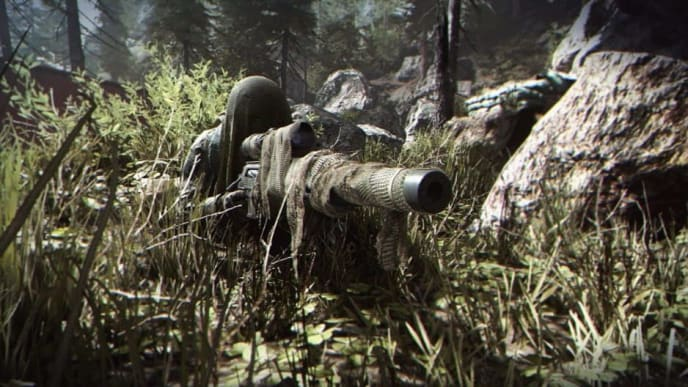 Grind was added to Call of Duty: Modern Warfare in a playlist refresh replacing Drop Zone
