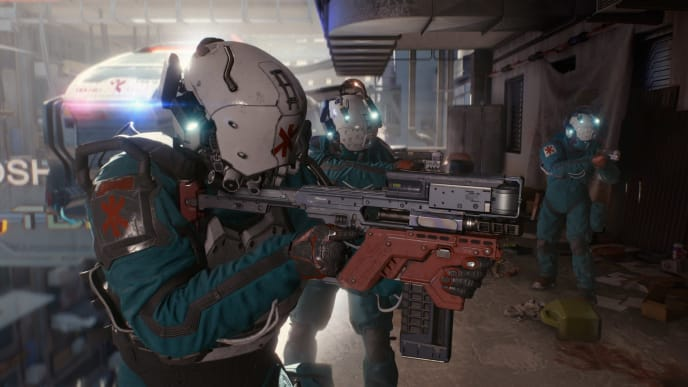 Cyberpunk 2077 beta doesn't appear to be in the cards, as CD Projekt Red claims it has no plans.
