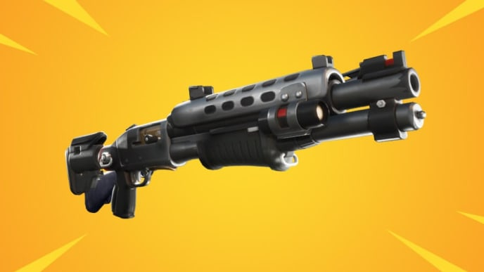 New Tactical Gun Fortnite