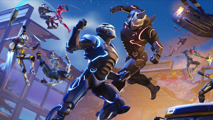 UMG Fortnite week 2 wrapped up Friday. Here's how competition shook out.