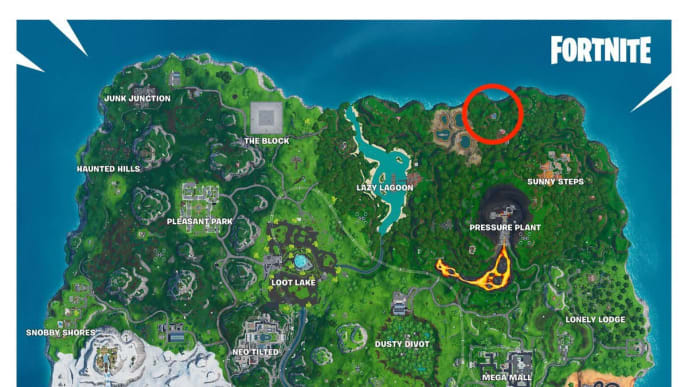 Solar Array Fortnite can be found at three locations. Here are those spots.