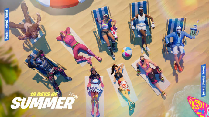Fortnite grill locations must be sought out and destroyed to complete the latest summer challenge.