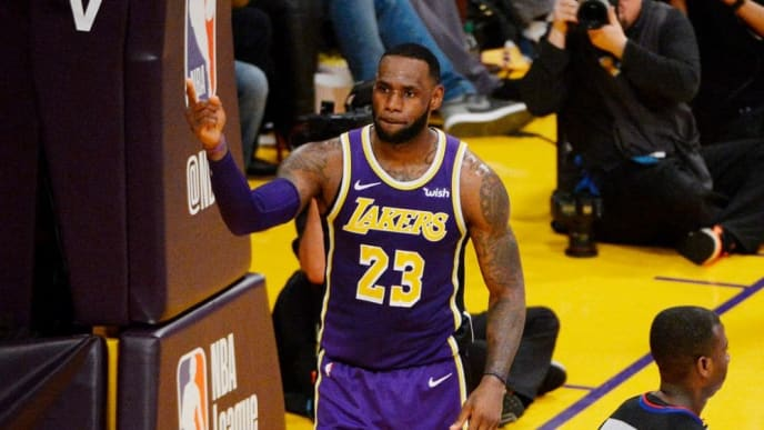 Lebron James Mvp Odds Come In At Laughably Great Value