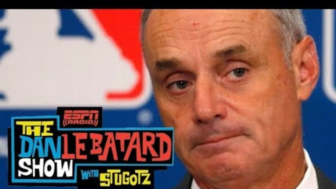 Le Batard grills MLB commish on Derek Jeter slashing Marlins' payroll | Dan Le Batard Show | ESPN