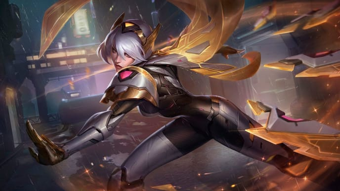 PROJECT: Irelia Prestige Edition is one of six new skins on the Patch 9.5 PBE.