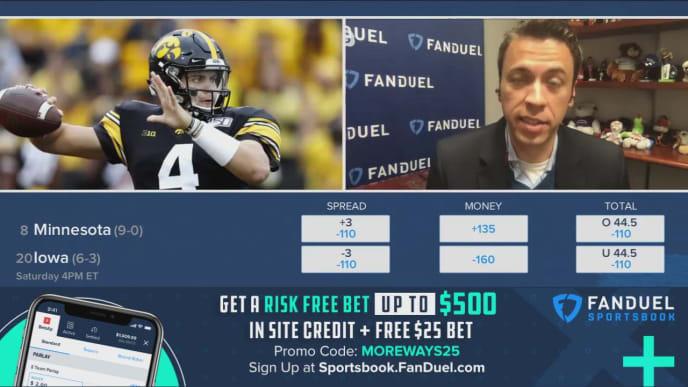 More Ways To Win Minnesota Vs Iowa Week 12 Betting Preview