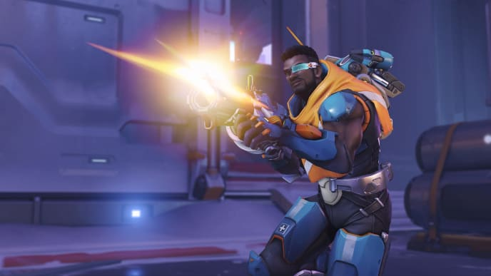 Baptiste received nerfs in Thursday's Overwatch PTR patch