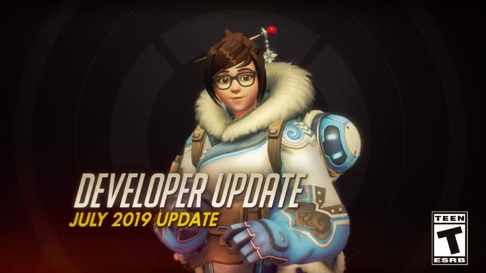 An Overwatch developer update released Thursday addressed a shift in the game's release schedule.