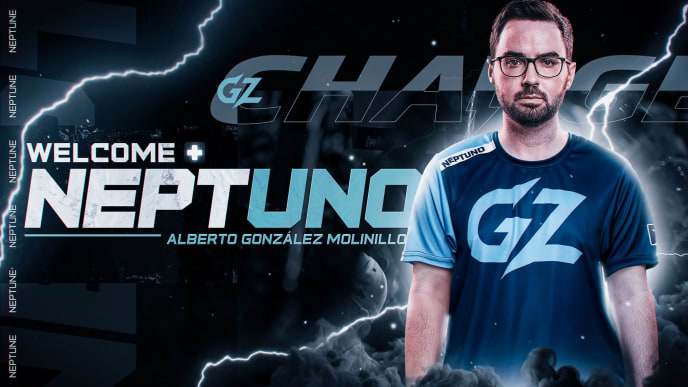 NeptuNo joined the Guangzhou Charge's Overwatch League lineup Thursday