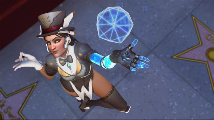 Symmetra and Zarya received nerfs in the latest Overwatch PTR patch, applied Thursday