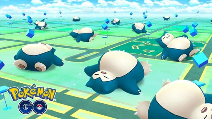Snorlax Yawn Pokemon Go is a move that these limited-time sleeping Snorlaxes have.