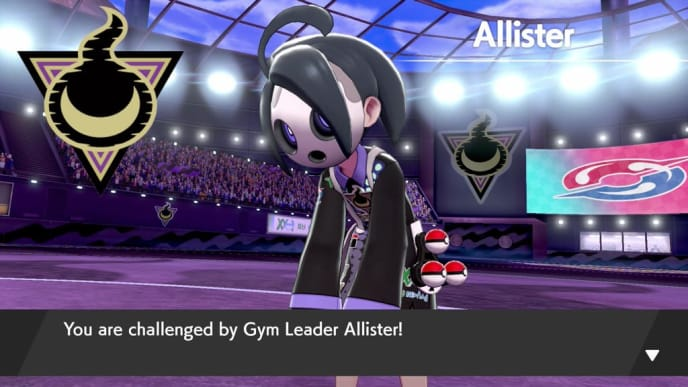 Pokemon Sword and Shield exclusive content has been revealed, including Gym Leader Allister.