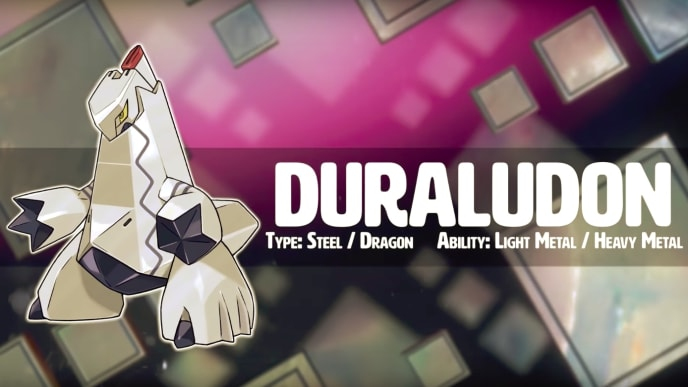 Light Metal Pokemon is one of two abilities that have been revealed for Duraludon.