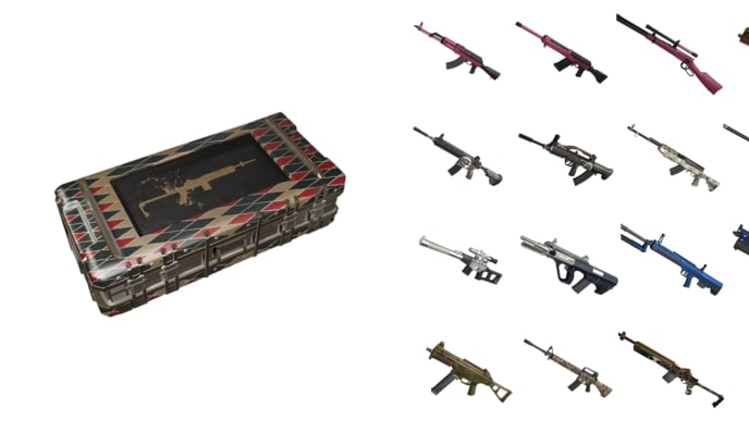 PUBG Corp will introduce changes to the random crate system in the near future