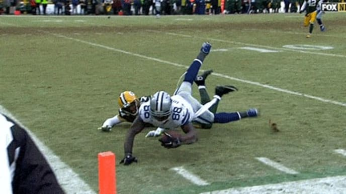 Nfl Catch Rules Are Bad And Don T Let Anyone Tell You Dez