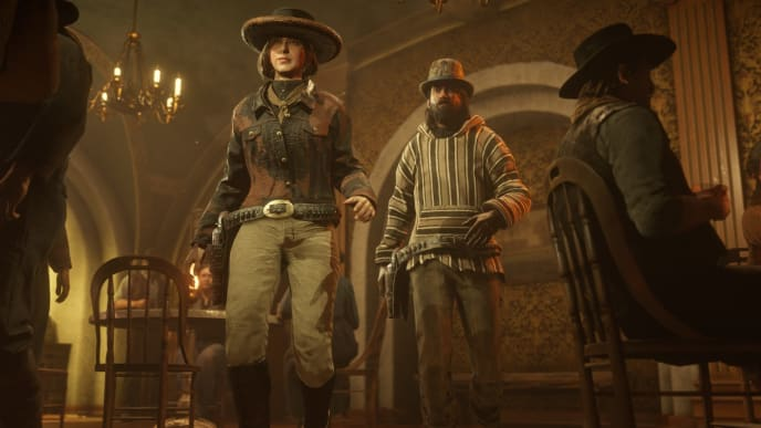 New clothing items and bonuses hit Red Dead Online this week