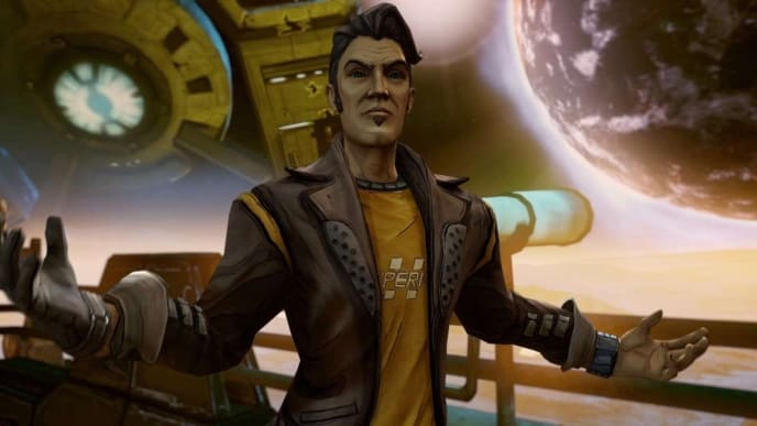 Borderlands 3 Handsome Jack Appears In Dlc Teaser