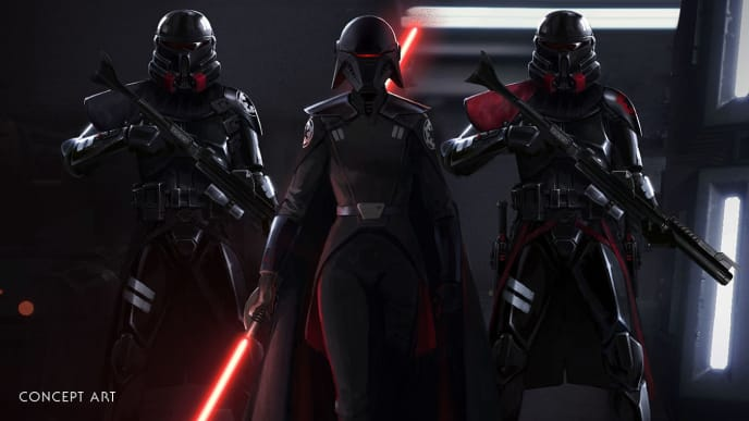 Dathomir in Jedi Fallen Order is a particular challenge in the early game with a special reward