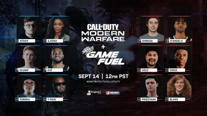 Call of Duty Pro-Am sees KAT and Scump take first place