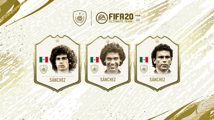 Hugo Sanchez will be a new Icon in FIFA 20 Ultimate Team