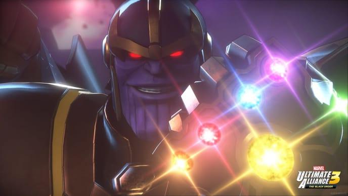 Marvel Ultimate Alliance 3 tier list, courtesy of GuideRanx