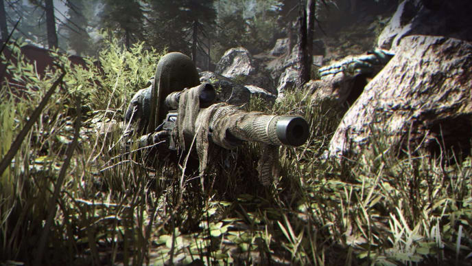 Call of Duty Modern Warfare will have a surprise alpha this weekend