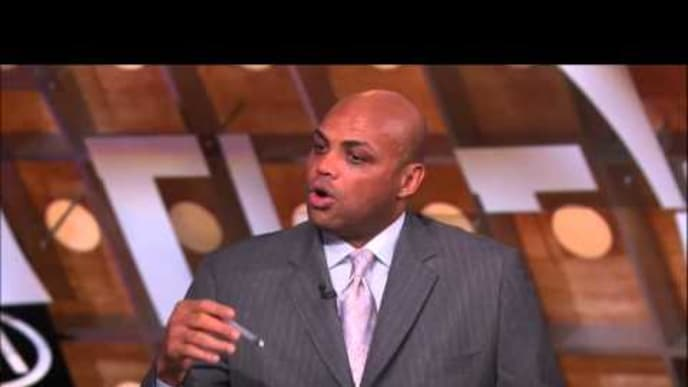 """Shaq to Barkley """"You kissed Dick (Bavetta) in the mouth"""" - Inside the NBA"""