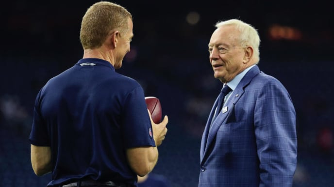 Jason Garrett's seat may be hotter than ever following a Turkey Day drubbing courtesy of the Bills