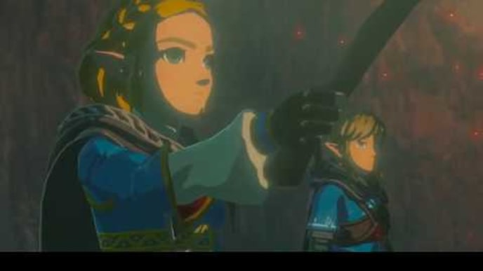 The Legend of Zelda Breath of the Wild Sequel Reveal Trailer - E3 2019