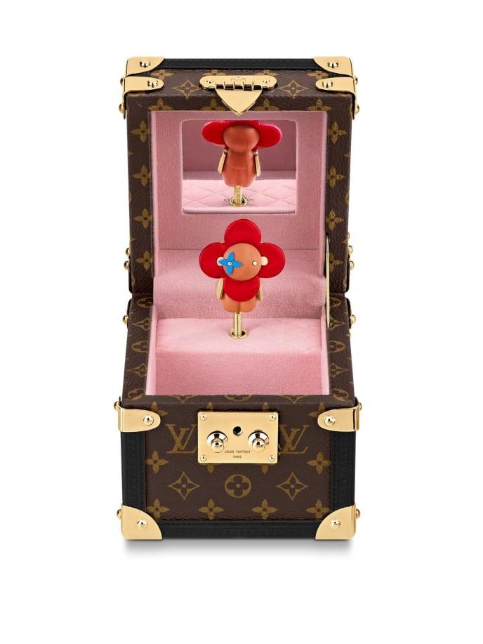 Louis Vuitton Music Box / Louisvuitton.com