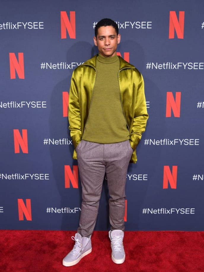 LOS ANGELES, CALIFORNIA - MAY 30: Charlie Barnett attends the Netflix FYSEE Scene Stealer Panel at Raleigh Studios on May 30, 2019 in Los Angeles, California. (Photo by Emma McIntyre/Getty Images for Netflix)