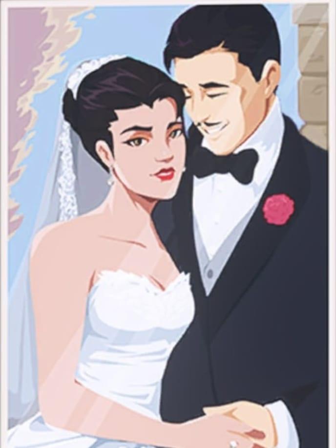 Gérard and Amélie Lacroix