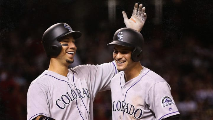 Carlos González: The heart of the Rockies
