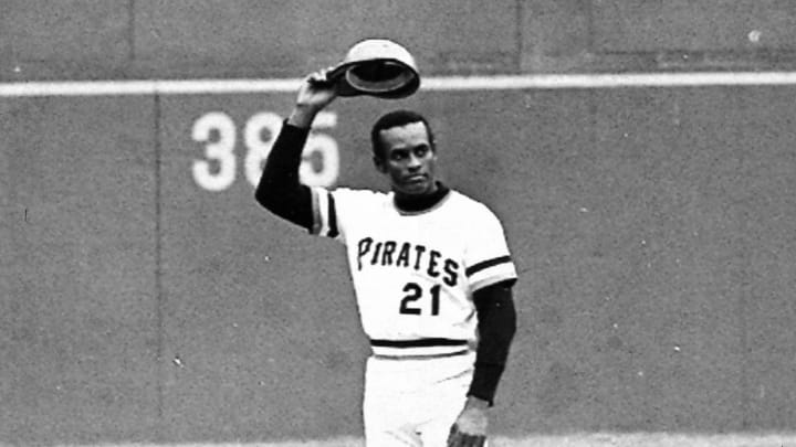 Roberto Clemente: Proud and resolute